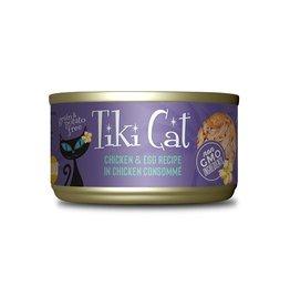 Tiki Cat Tiki Cat - Luau GF Koolina Chicken Egg Cat 2.8oz