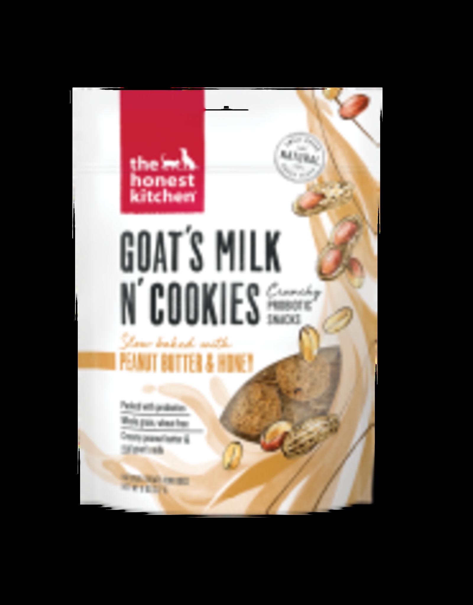 Honest Kitchen Honest Kitchen - Goat's Milk N' Cookies w/ Peanut Butter & Honey Dog 8 oz