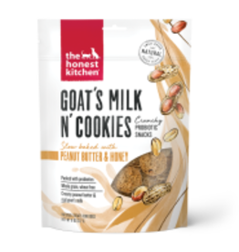 Honest Kitchen Honest Kitchen - Goat's Milk N' Cookies w/ Peanut Butter & Honey Dog 8 oz