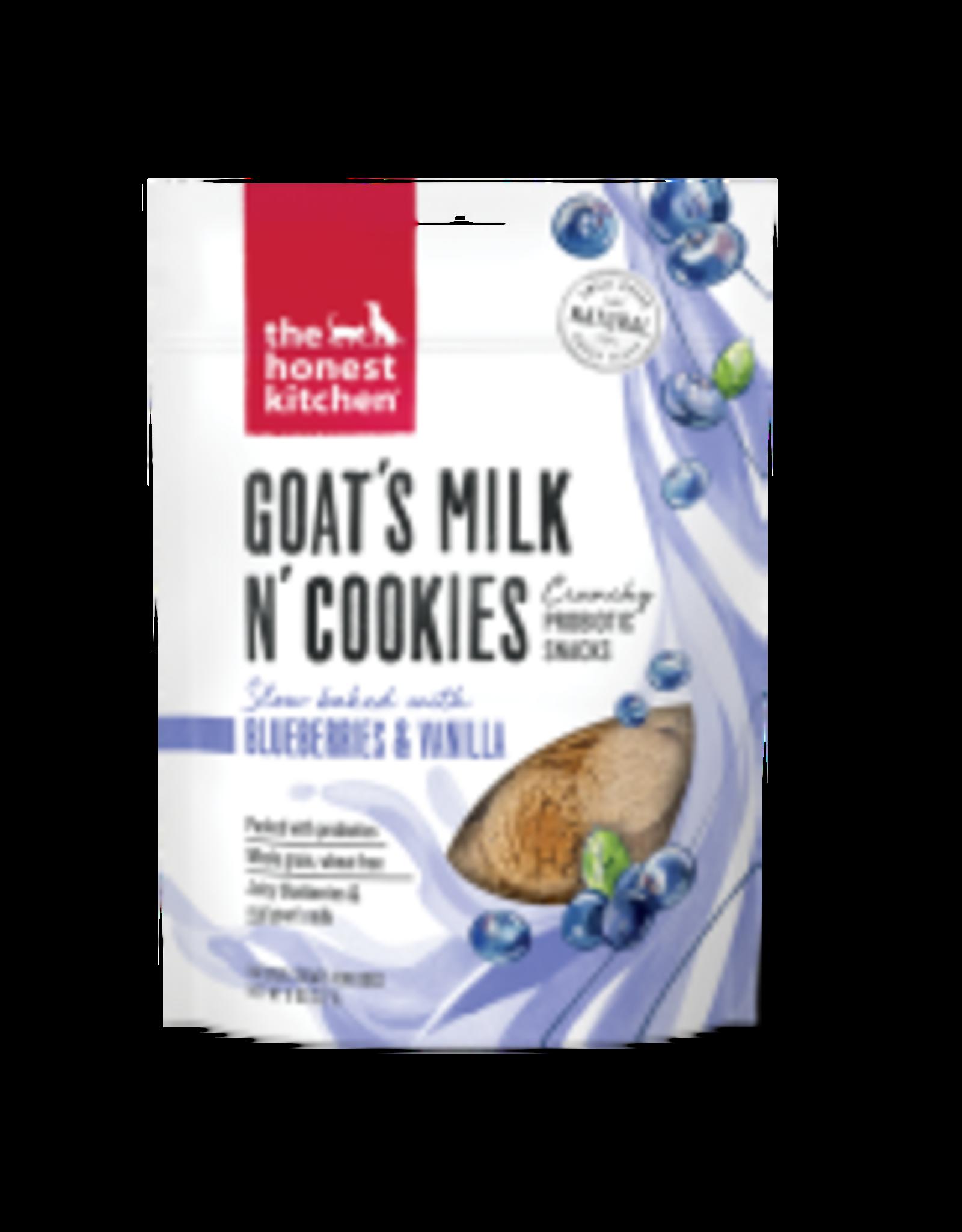 Honest Kitchen Honest Kitchen - Goat's Milk N' Cookies w/ Blueberries & Vanilla Dog 8 oz