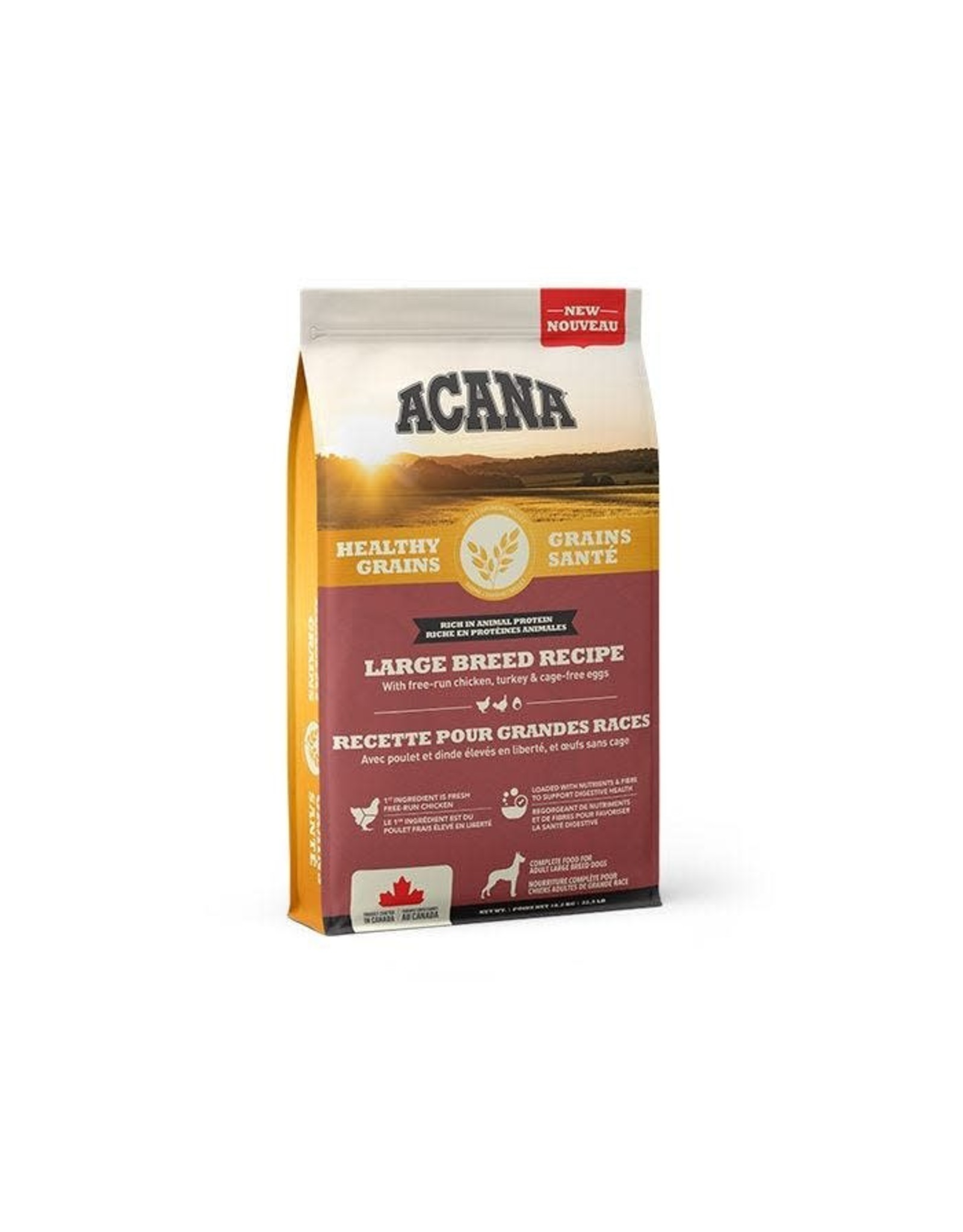 Acana Acana - Healthy Grains Large Breed 10.2 kg