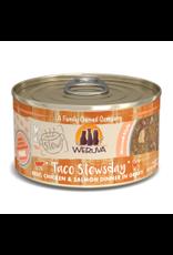 Weruva Weruva - Taco Stew Beef Chicken & Salmon Cat 2.8oz
