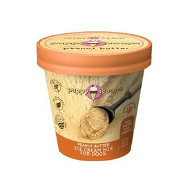 Puppy Cake Puppy Cake - Puppy Scoops Ice Cream Peanut Butter 4.65oz