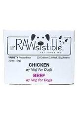 Irrawsistible Irrawsistible - Variety w/Veg 10kg (22lb)