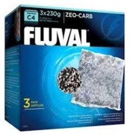 Fluval Fluval - C4 Carbon 3x 140g