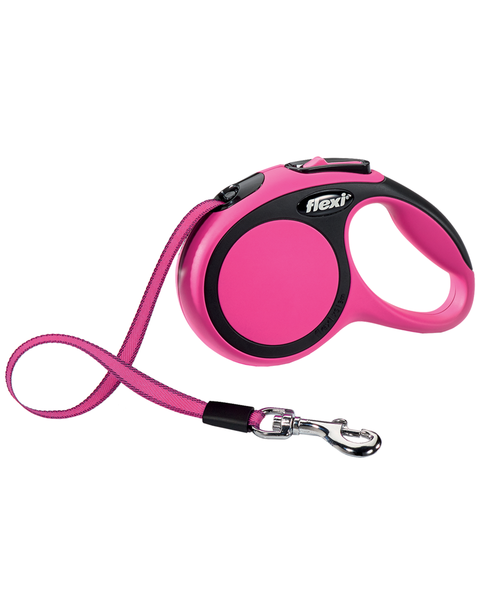 Flexi Flexi - Tape Leash - Pink