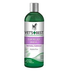 Vets Best Vets Best - Ear Relief Wash 16oz