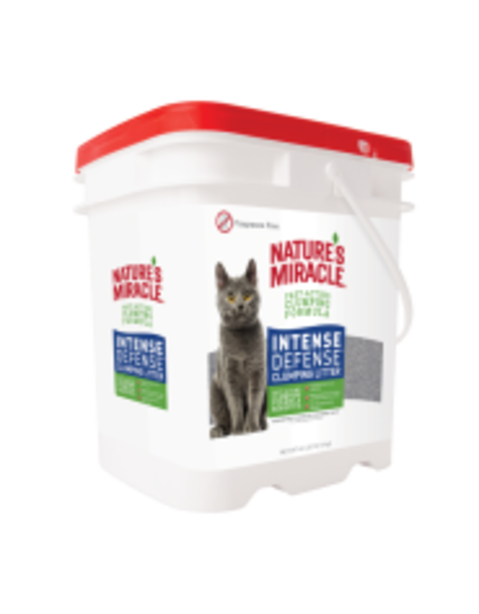 Nature's Miracle Natures Miracle - Defense Clumping Litter Fragrance Free 40lb