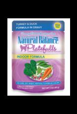 Natural Balance Natural Balance - Indoor Turkey & Duck in Gravy 3oz