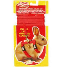 Living World Living World - Adjustable Rabbit Harness
