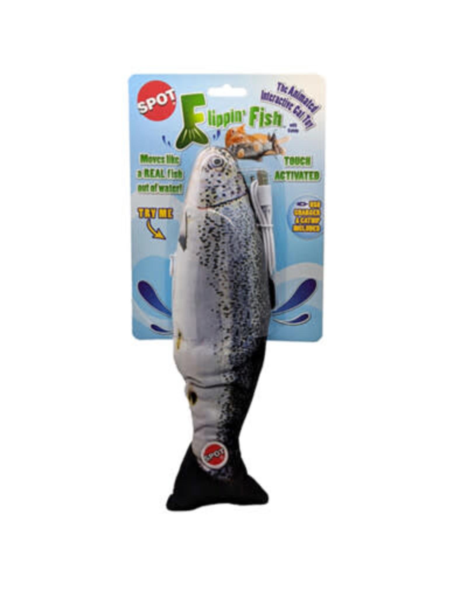 Spot Spot-Flippin Fish -USB Charged