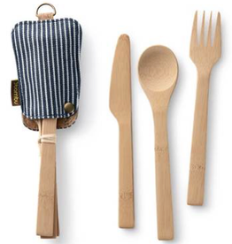 Bambu Utensil Travel Utensil Set