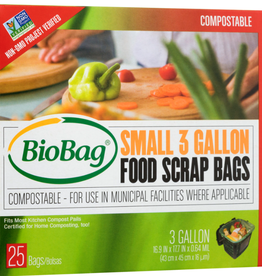BioBag 3 Gallon Compost Bag