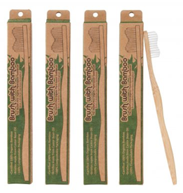Brush with Bamboo Adult Toothbrush