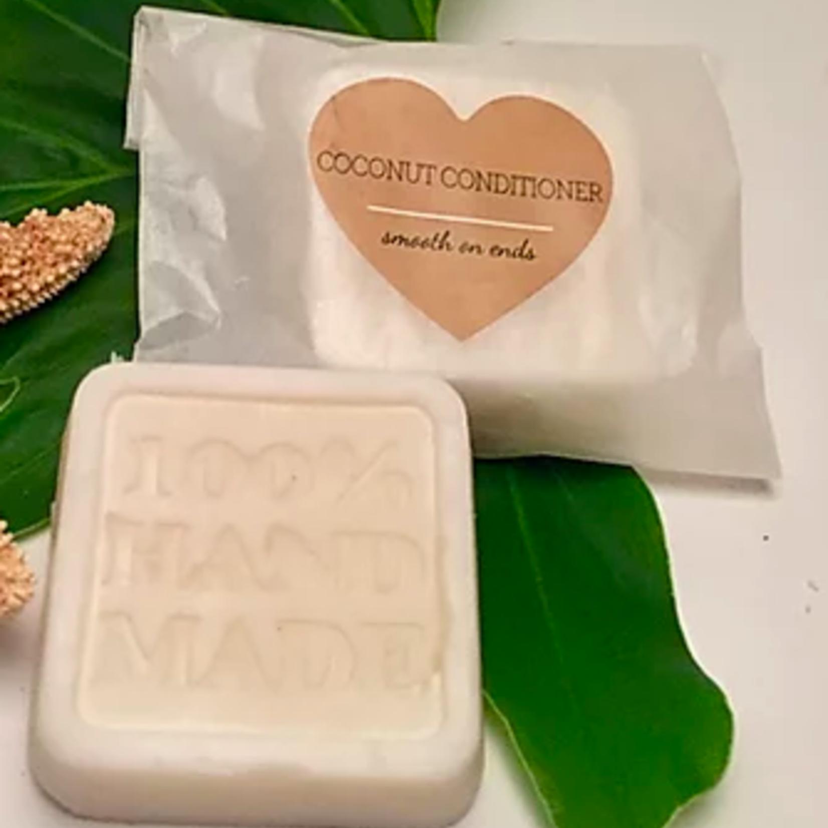 Black Mountain Beauty Coconut Conditioner Bar