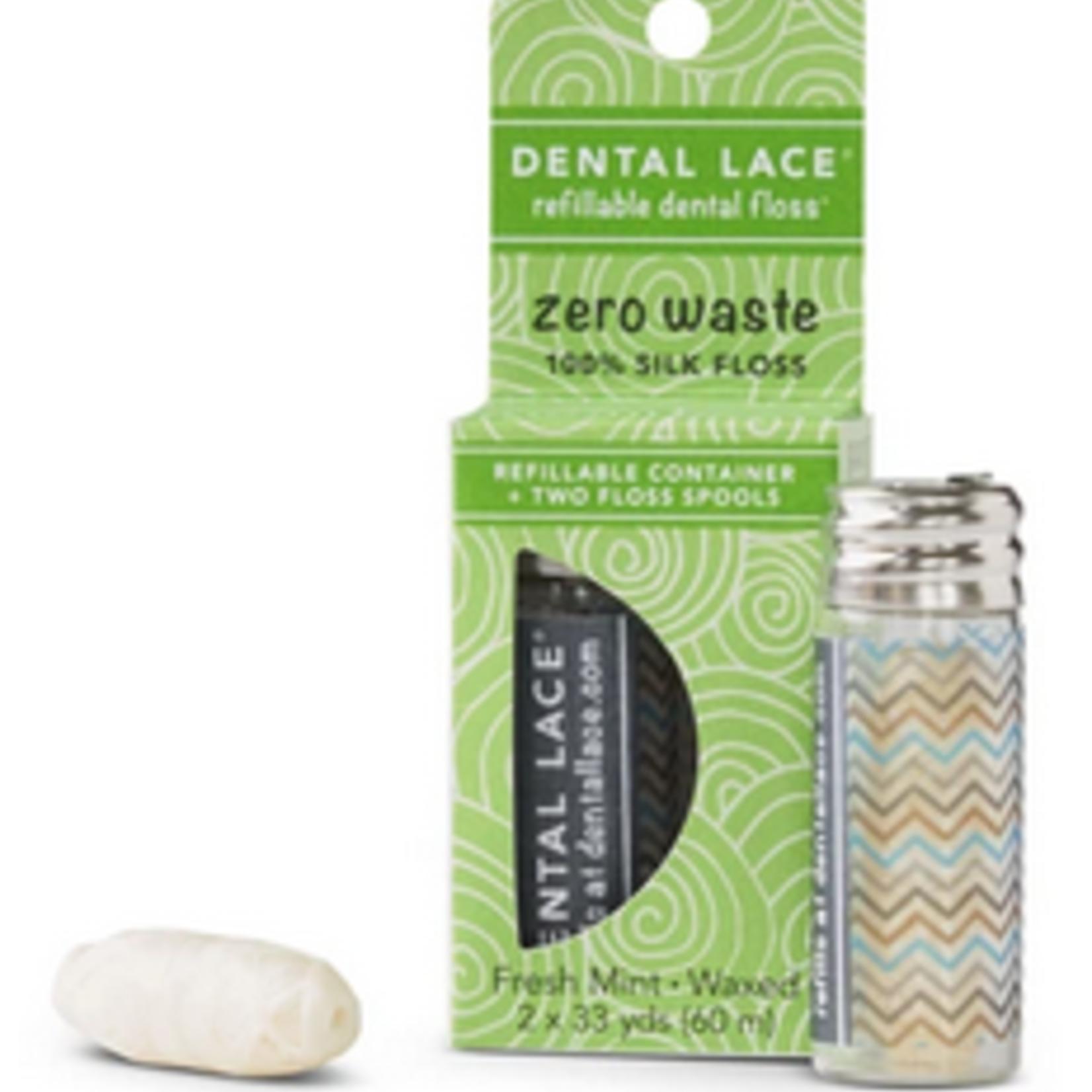Dental Lace - Silk