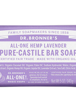 Dr. Bronner's All-One Pure-Castile Bar Soap