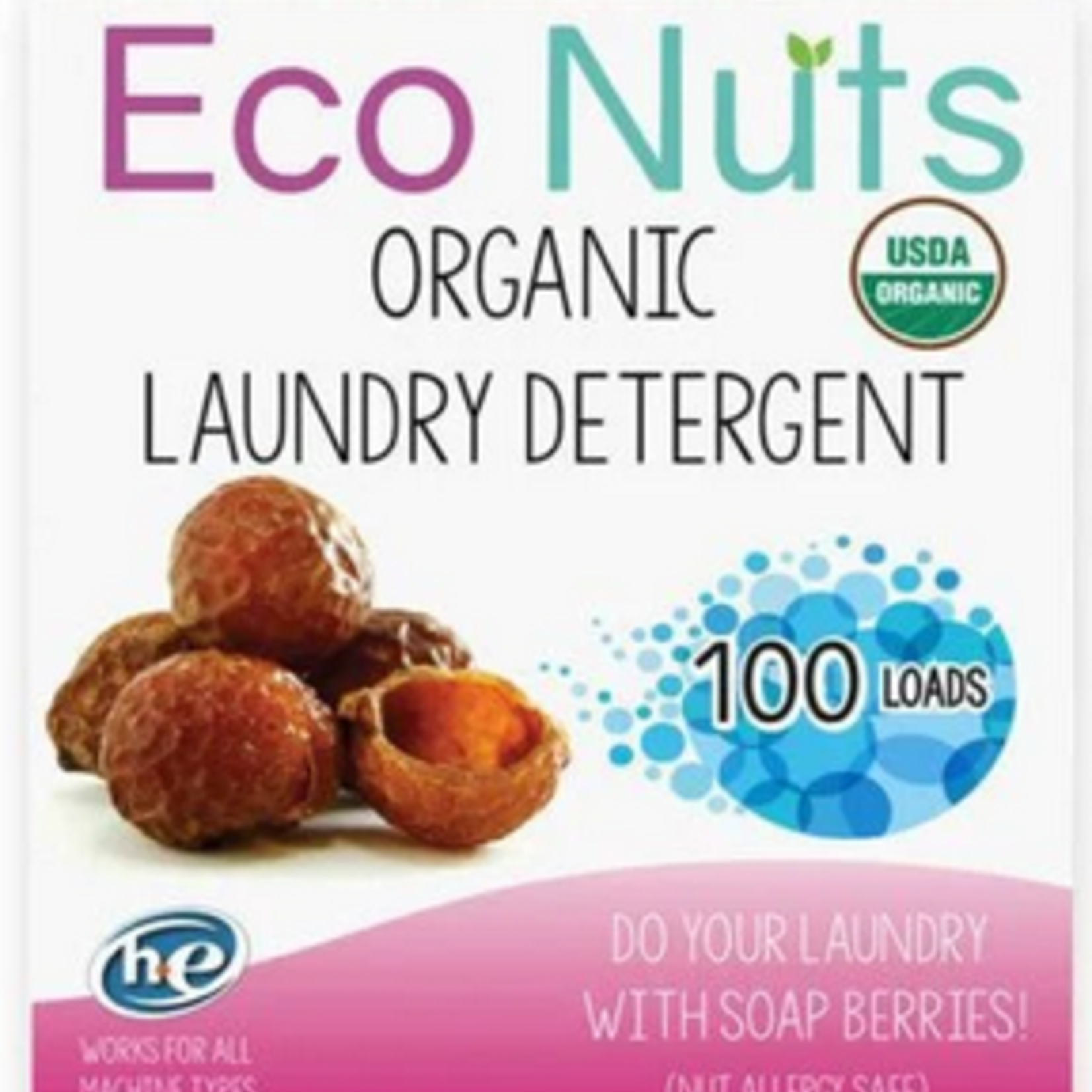 Eco Nuts - 100 loads
