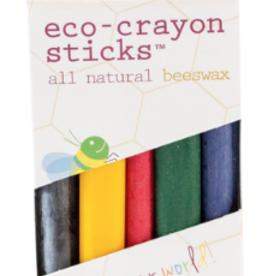 Eco-Crayon Sticks - 5 pack