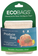 EcoBags Organic Cotton Net Produce Bag
