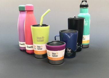 Insulated Beverage Containers