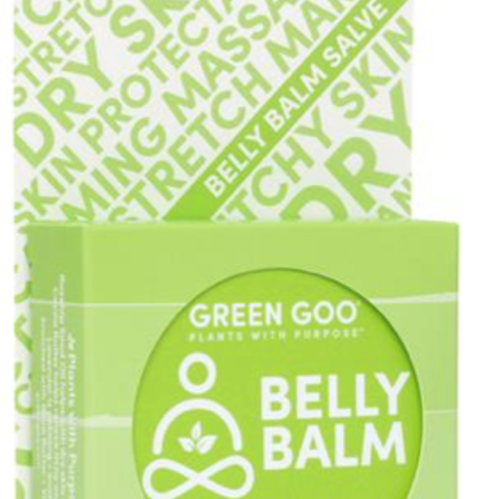Green Goo Belly Balm
