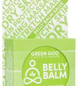 Green Goo Belly Balm