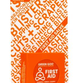Green Goo  First Aid Salve