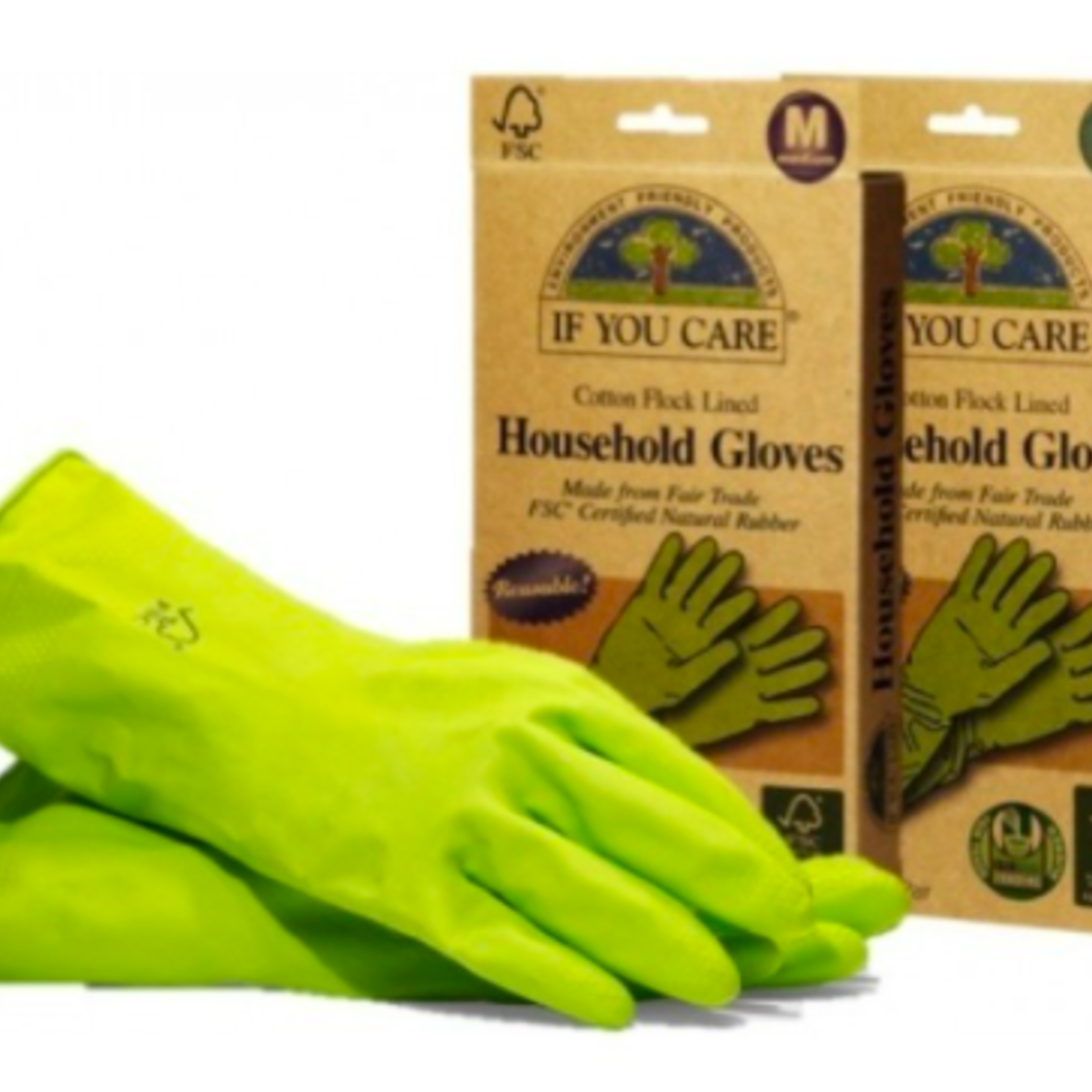 If You Care Latex Gloves