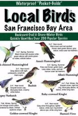 Local Birds of the SF Bay Area Folding Card