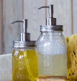 EcoJarz Mason Jar Soap Dispenser Top