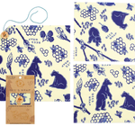 Bees Wrap Bear Lunch Pack