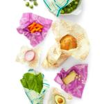 Plastic-Free Food Wraps