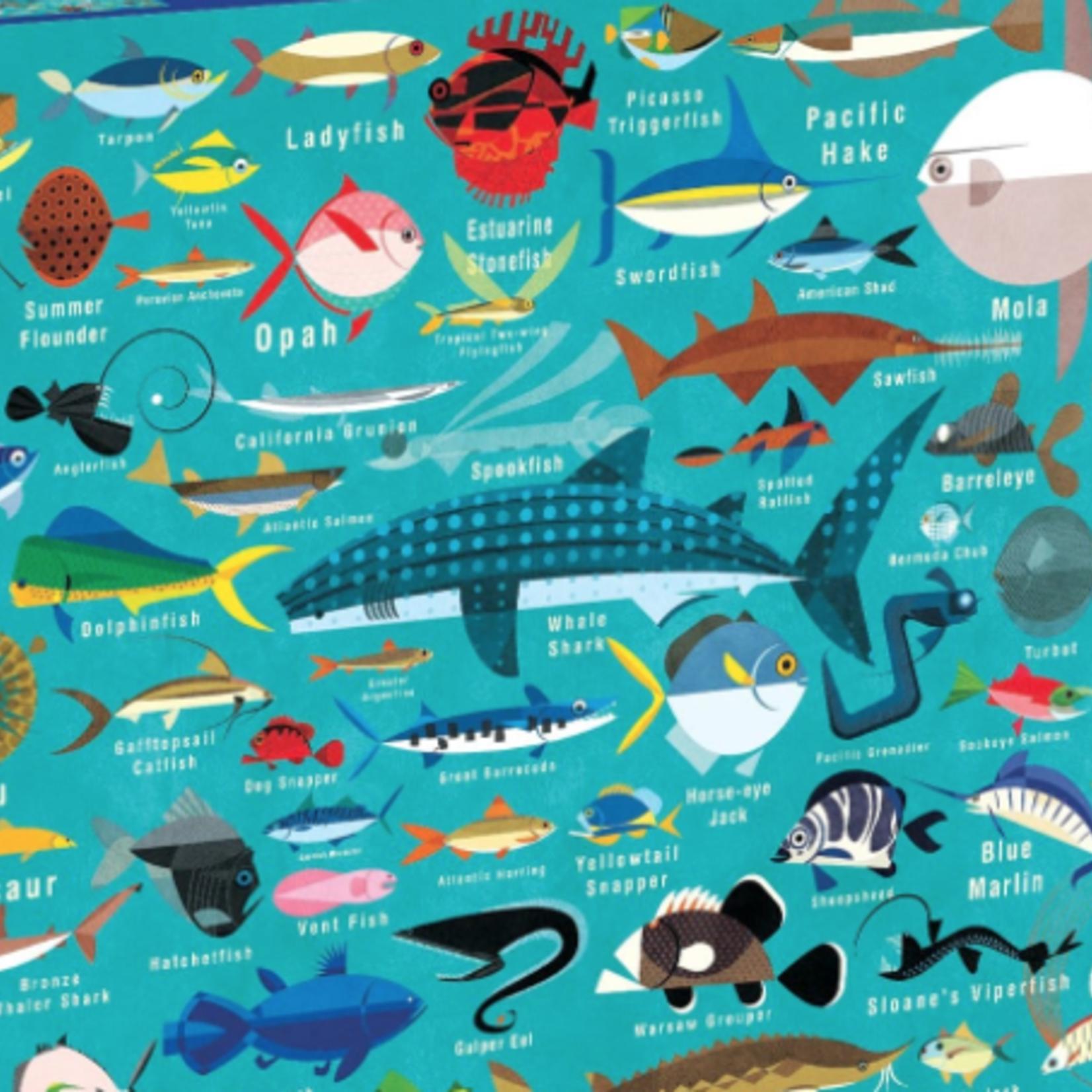 Ocean Life 1000 Piece Puzzle