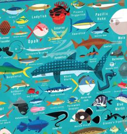 Puzzle - Ocean Life 1000 Piece