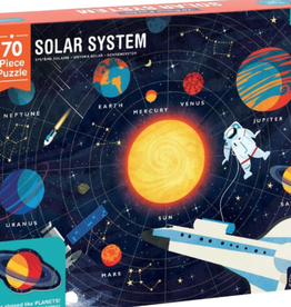 Solar System 70 Piece Family Puzzle