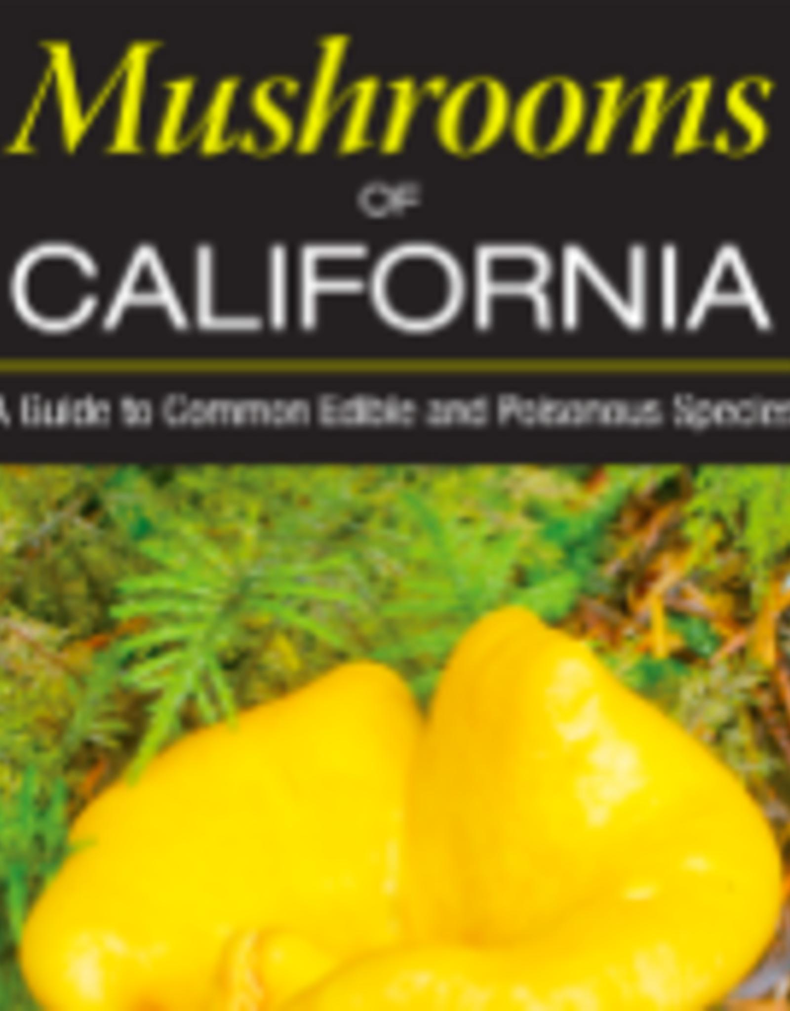 Mushrooms of California