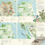 Nature in the City Map, San Francisco