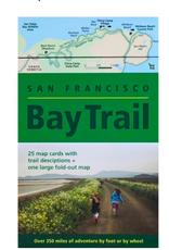 San Francisco Bay Trail Map Deck
