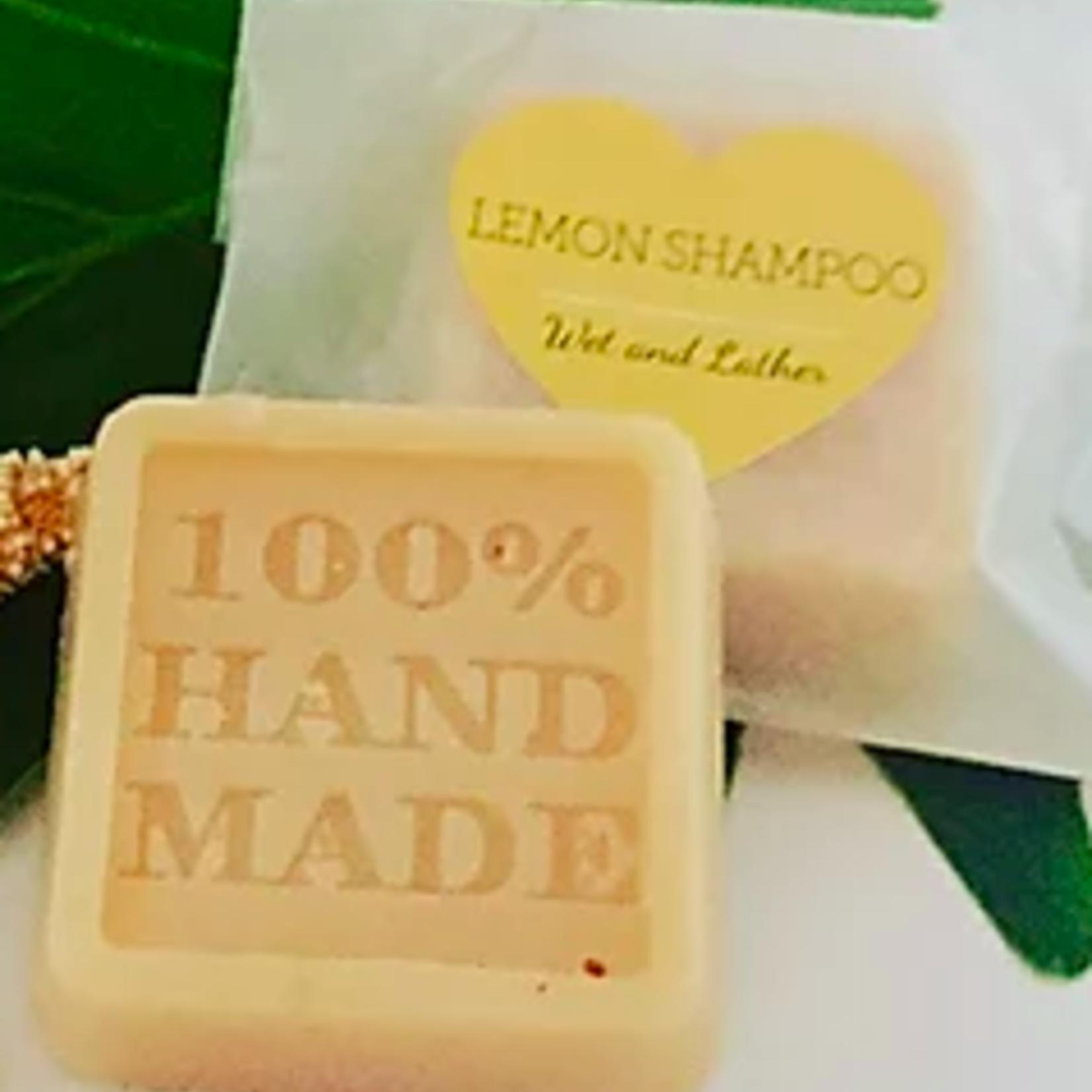 Black Mountain Beauty Lemon Shampoo Bar
