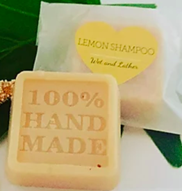 Black Mountain Beauty Lemon Shampoo Bar