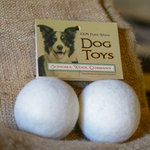 Sonoma Wool Dog Toys