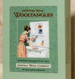 Sonoma Wool Wooltangles Cleaning Pads