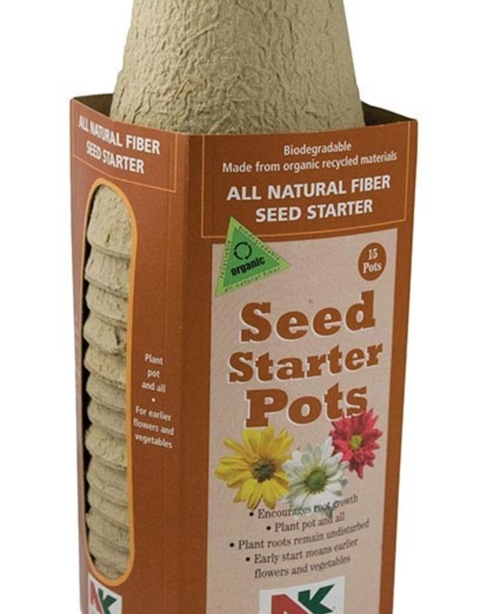 "3"" Seed Starter Pots"
