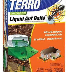 Terro Outdoor Liquid Ant Bait Stations