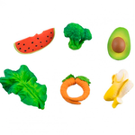 Oli & Carol Fruit & Veggie Teethers