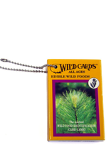 Edible Wild Foods Playing Cards