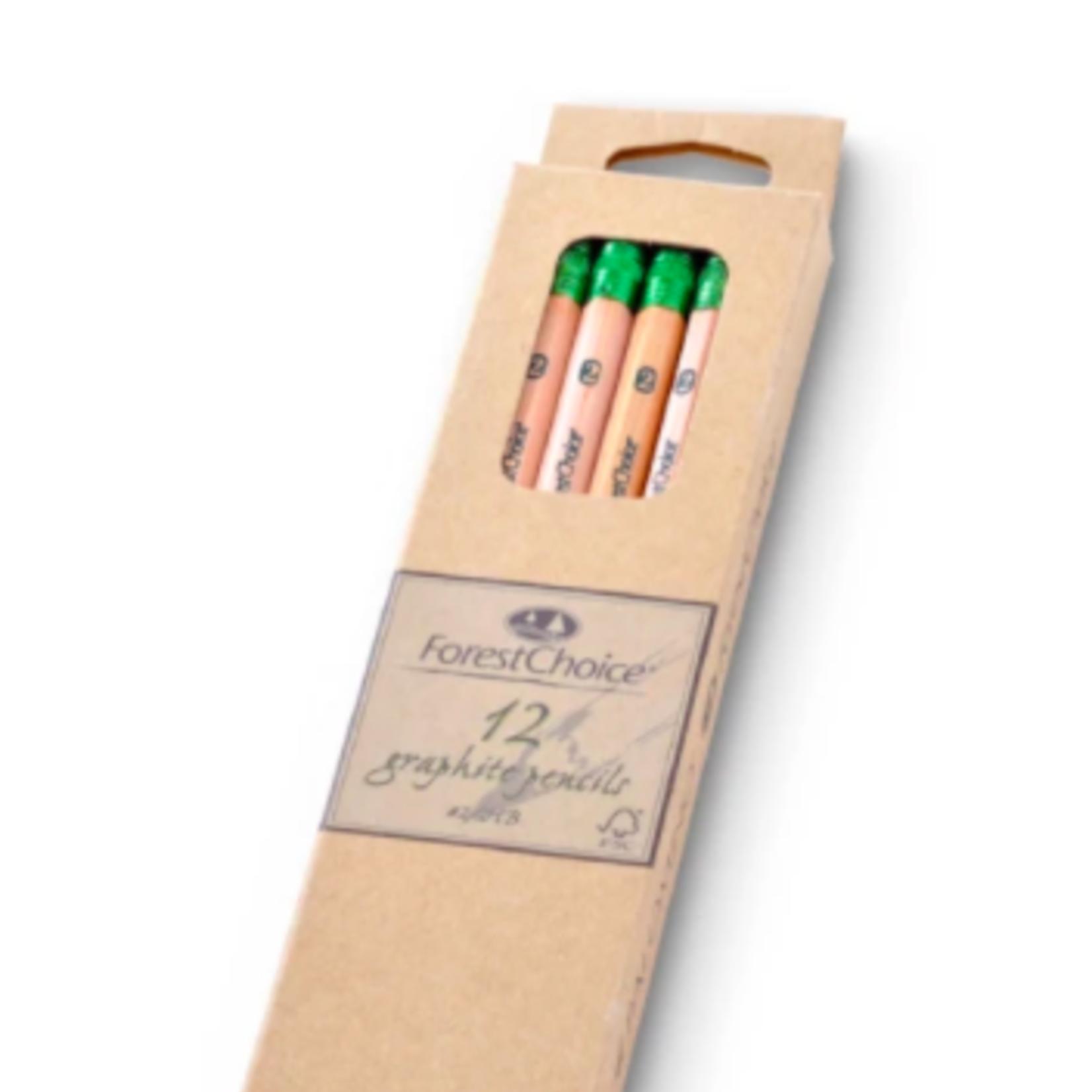 ForestChoice Graphite Pencils