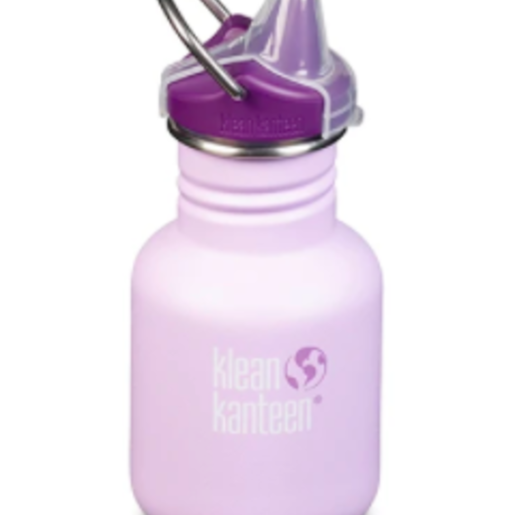 Klean Kanteen 12 oz. Sippy Cap Bottle