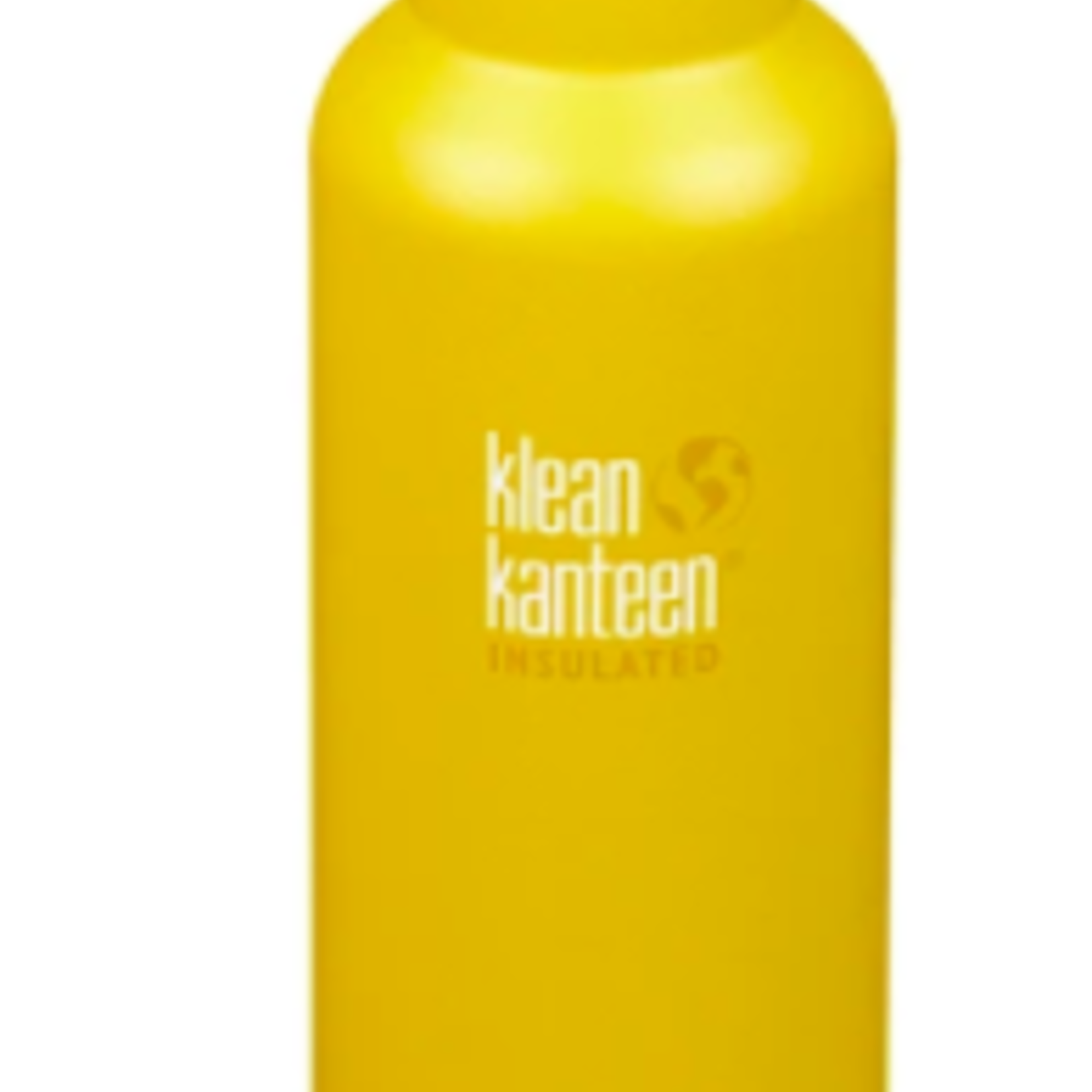 Klean Kanteen 20 oz. Insulated Bottle